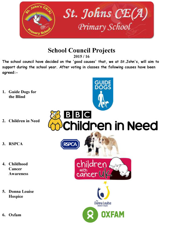 School-Council-Projects