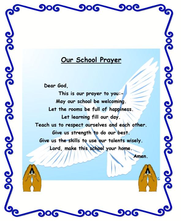our-school-prayer